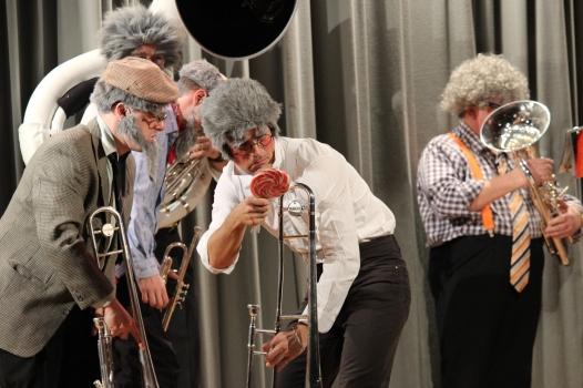 Lollipop Brass Band